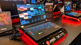 Image for CES 2019: MSI's GS75 Stealth is a super slim 17in laptop with an RTX 2080 crammed inside