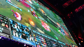 """Image for """"This is a guy who plays a different champion pool entirely, some better than Faker"""" - Quickshot on MSI Day 2"""