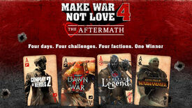 Image for Make War Not Love 4: Sega's cross-game non-Valentine's event brings discounts and rewards
