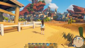Image for My Time At Portia's frontier-y sequel My Time At Sandrock has plans for multiplayer