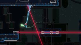 Image for Speedy platformer Remnants of Naezith swings onto Steam