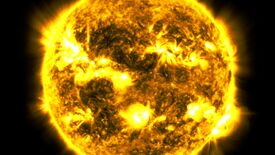 Image for Come stare at the sun for an hour, it'll do you good