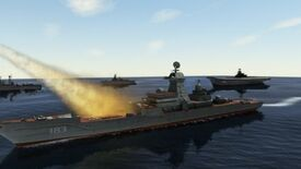 Image for Wot I Think: Naval War: Arctic Circle