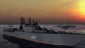 Image for Naval War: Arctic Circle Shows Its Most Beautiful Vessel