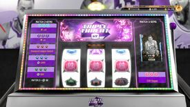 Image for NBA 2K20's loot box-y MyTeam mode even has faux gambling machines