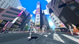 Image for How NEO: The World Ends With You captures the 15 year evolution of Shibuya, and is a better game for it