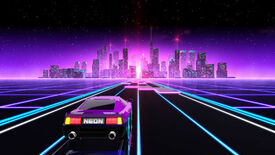 Image for Rhythm Game Neon Drive Is All The '80s You Can Take
