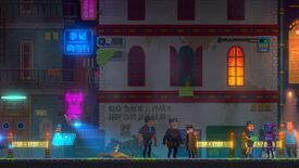 Image for Tales of the Neon Sea promises point-and-click policing