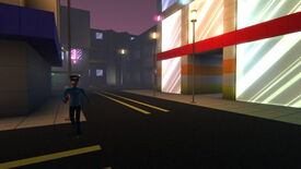 Image for Cyberpunk First-Person Sneaker Neon Struct Released