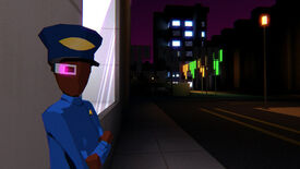 Image for A Glimpse Of Our Cyberfuture In Neon Struct Trailer
