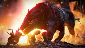 Image for A Total War Saga: Troy's DLC Mythos will let you pet the hellhound