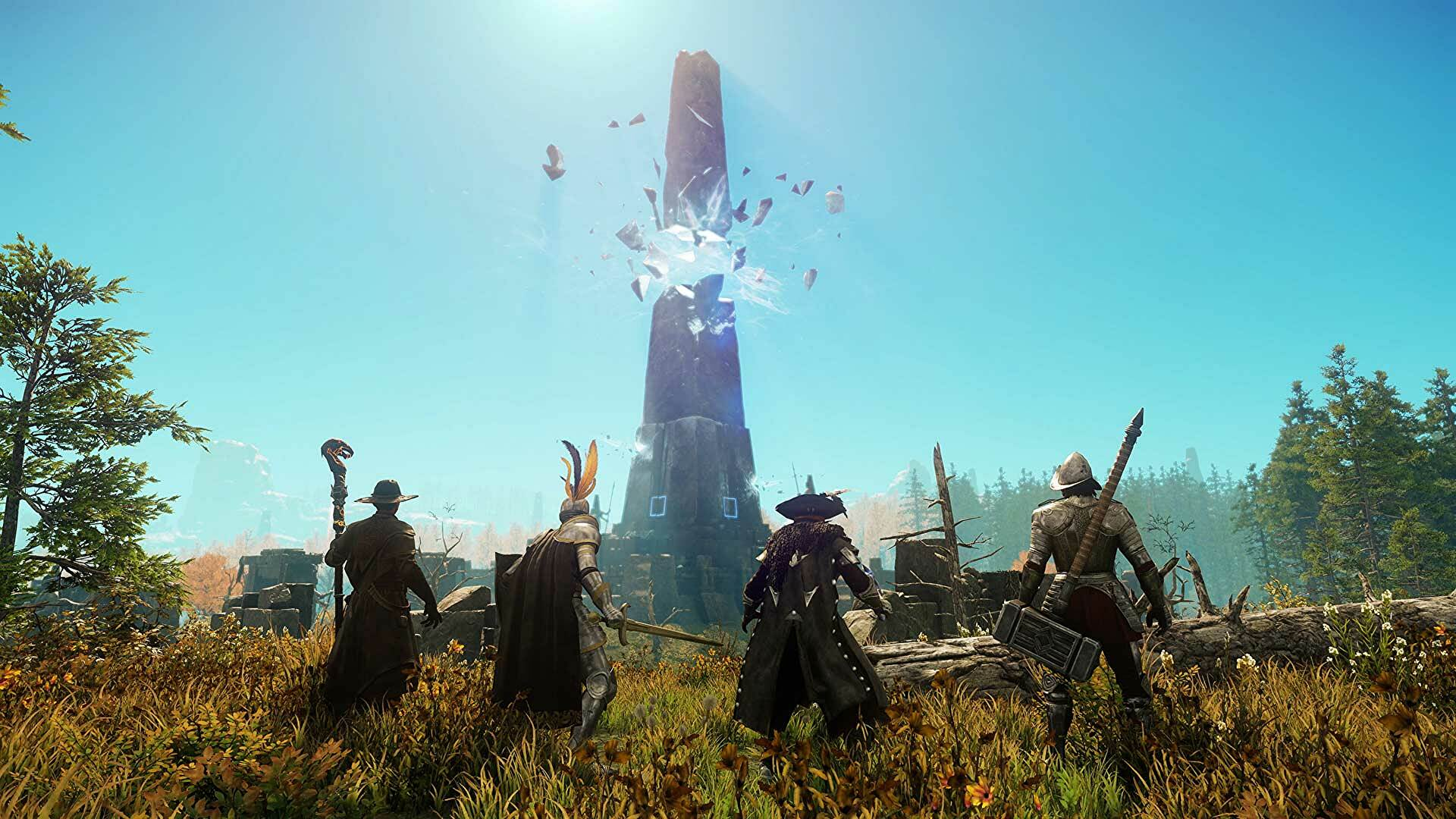 New World, Amazon's MMO, is delayed again
