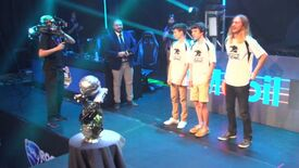 Image for World's First Rocket League Champions Crowned In LA