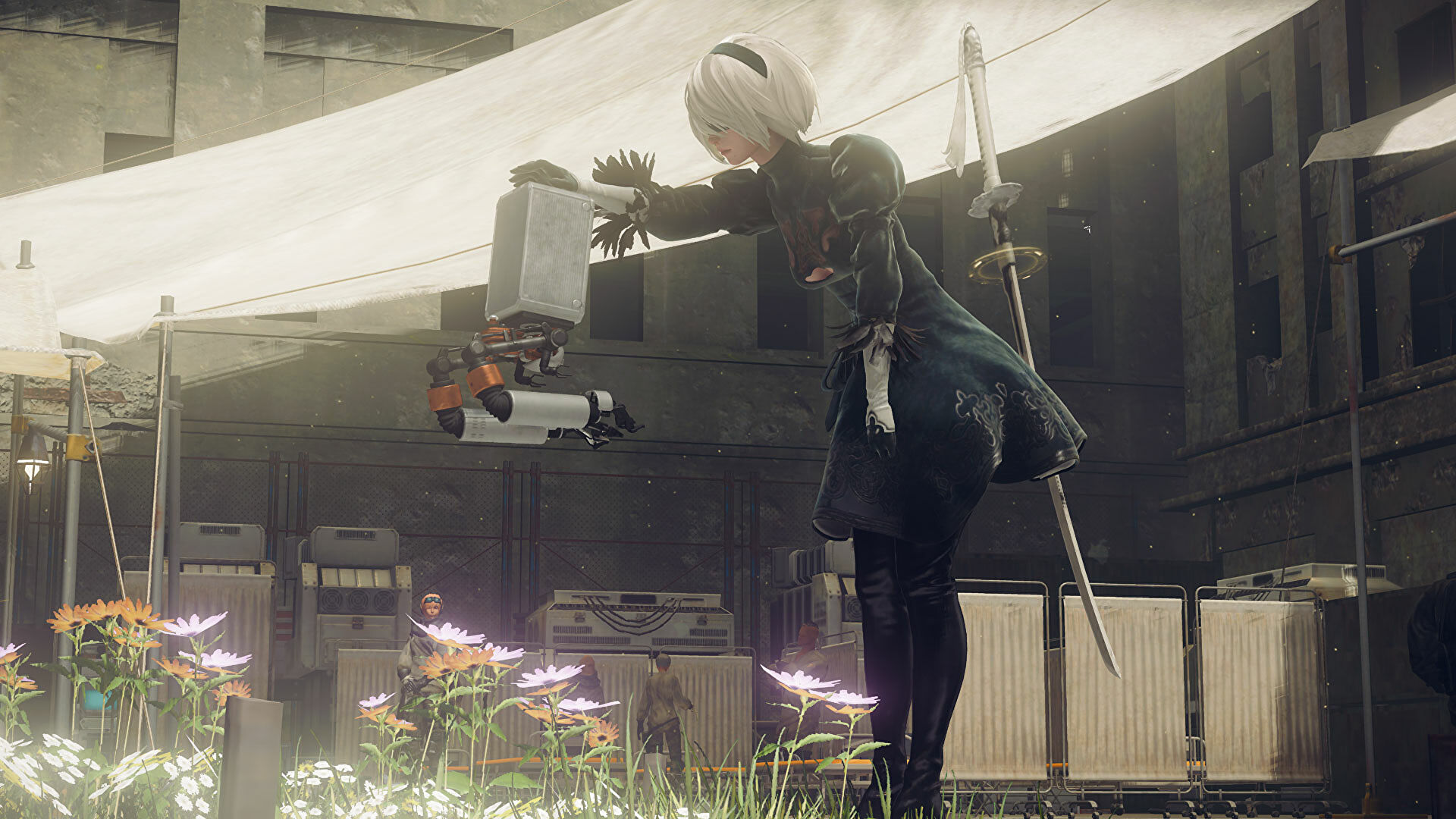 Nier Automata's Xbox Game Pass release fixes the dodgy PC port