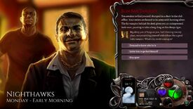 Image for Nighthawks is a vampire RPG from Wadjet Eye and RPS pal Richard Cobbett