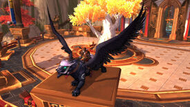 Image for WoW Loses Movie Director, Turns Players Into Mounts