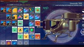 Image for Is No Man's Sky A Good Game Of Inventory Tetris?