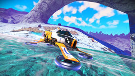 Image for No Man's Sky's Path Finder update brings rovers, base sharing, permadeath, a brand new photo mode...