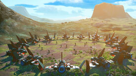 Image for No Man's Sky plans a little spit shine in Synthesis