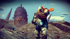 Image for No Man's Sky huge Origins update lands today, bringing with it the giant sandworms of legend