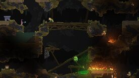 Image for Noita is a roguelite that physically simulates everything