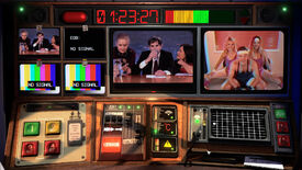 Image for Not For Broadcast is a hectic dystopian TV simulator