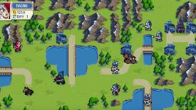 Image for Wargroove is a build-your-own-battlefield Advance Wars