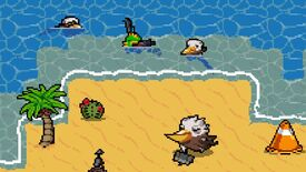 Image for Nuclear Throne fan expansion adds new areas and parrots