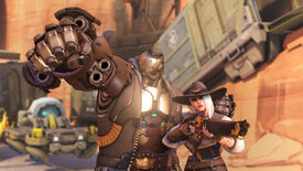 Image for Overwatch to start ending matches when it detects cheats
