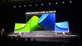 Image for CES 2019: Nvidia welcome select FreeSync monitors to the fold in new G-Sync overhaul