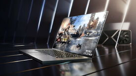 An Nvidia RTX 3050-powered gaming laptop