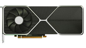 Image for Nvidia's RTX 3090 looks absolutely enormous in leaked pictures, plus 12-pin power connector confirmed