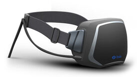 Image for Visions Of The Future: Face-On With Oculus Rift