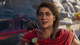 Image for Kassandra is Assassin's Creed Odyssey's main hero, but only in the book