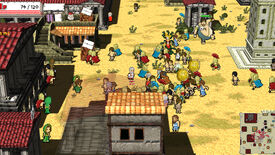Image for Mob Rules: Okhlos Is Insane Ancient Greek Pikmin