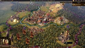 Image for Preview: shape nations and annoy kings in Old World, the new 4X from Civ 4's Soren Johnson