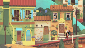 Image for Hill-raiser: Old Man's Journey demonstrates how to deform gorgeous terrain