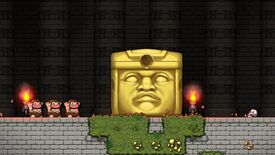 Image for Spelunky 2 patch tweaks the Olmec boss fight
