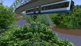 Image for OMSI 2 rides the Wuppertal Suspension Railway in new expansion