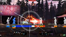 Image for One Finger Death Punch 2 hits April with a demo out now