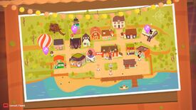 Image for Ooblets will actually show you where townsfolk are on the map and that is very important