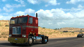 Image for A Very Important Guide On How To Recreate Optimus Prime In American Truck Simulator