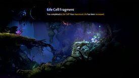 Image for Ori And The Will Of The Wisps Life Cell fragment locations: how to get more health
