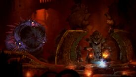 Image for Ori And The Will Of The Wisps Sand Worm: how to escape the ruins