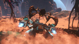 Image for How Osiris: New Dawn calculates monster crab scuttling