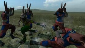 Image for The Bunny Homicides: Hands On With Overgrowth