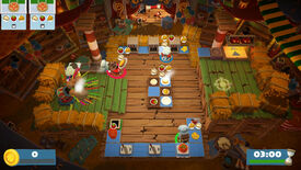 Image for Overcooked 2 goes to the circus in its latest DLC