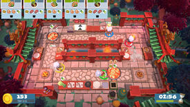 Image for Overcooked 2 invites you to join the Lunar New Year celebrations in its Spring Festival update