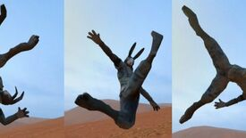 Image for Wolfire Demonstrate Ragdoll Rabbits