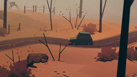 Image for Bags packed, dogs fed, shotguns loaded: strategy road trip Overland sets off